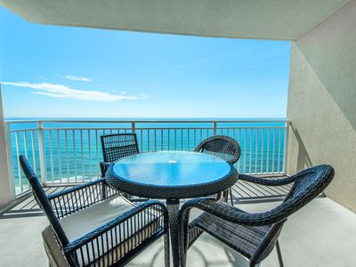 Photo for ☀2BR BEACHFRONT for 6! Emerald Beach 2225☀2 Pools! Aug 4 to 6 $761 Total!
