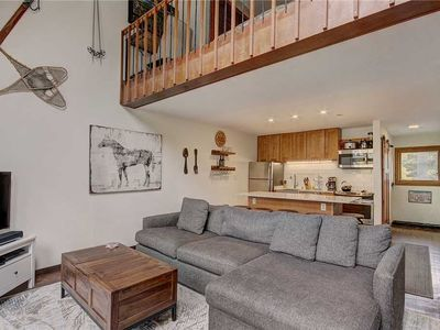 Photo for Miner's Candle 4: 1 BR / 2 BA condo in Breckenridge, Sleeps 5