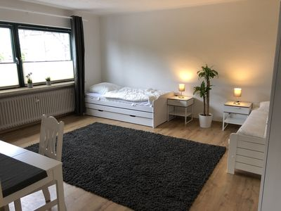 Photo for Renovated 3-room apartment in the city center