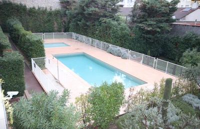 Photo for Apartment 2 Rooms Residence with swimming pool in Cannes - Saint Nicolas