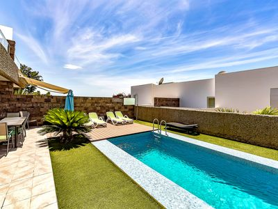 Photo for V31 - Villas Bahia Del Duque - Luxury 5  bed villa with air con & wi-fi
