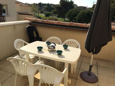 Photo for NARBONNE-PLAGE Beautiful 3-room apartment