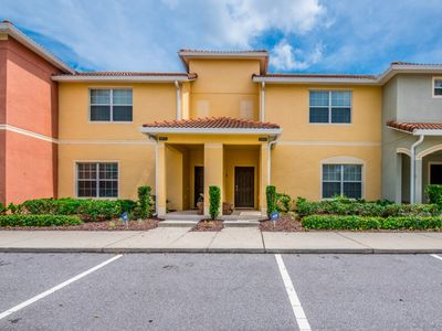 Photo for 8969CP Paradise Palms Resort  Town home With Pool Only 8 Minutes To Disney