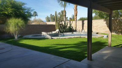 Photo for COACHELLA FEST/STAGECOACH VACATION RENTAL 4 BED/3 BATH, POOL HOT TUB