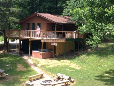 Photo for White Tail Cabin 1st Choice Cabin Rentals Hocking Hills