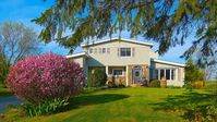 Excellent property...expansive lawns and outdoor area
