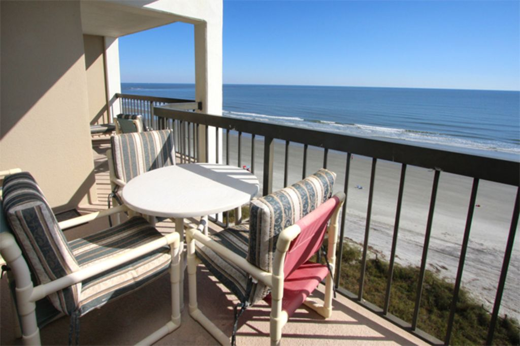 Oceanfront Beautiful 3 Bedroom 3 Bath Condo With And Indoor Pool And Wifi Cherry Grove Beach