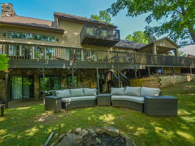 Photo for Large Yard, Multi Level Deck, Close to Wisp