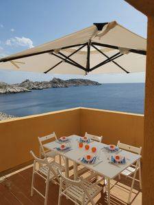 Photo for Frioul Islands -102 m² Exceptional-3 terraces-breathtaking SEA VIEW