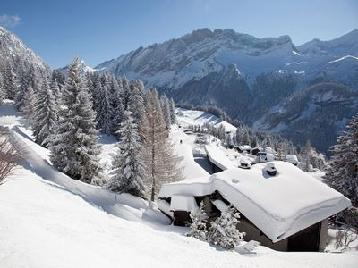 Photo for Semi-detached Holiday Rental Chalet in Alp des Chaux