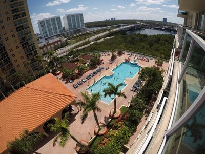 Photo for New and beautiful 1 bedroom apartment Sunny Isles