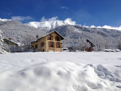 Photo for 6BR House Vacation Rental in Saint-Chaffrey, Provence-Alpes-Côte-D'Azur