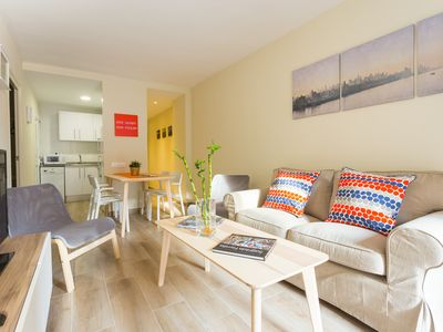 Photo for Brand New Apartment Near Camp Nou & Fira Barcelona