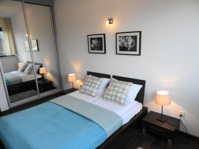 Photo for Spacious apartment with 2 bedrooms in Piaskowa 6, (F58) - Two Bedroom Apartment, Sleeps 6