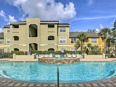 Photo for NEW! Modern Clearwater Condo w/Patio & Pool Access