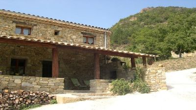 Photo for La Grange, 200 ha private estate surrounded by lavender in the mountains