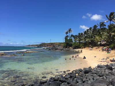 Photo for Maui's best Surf, windsurf, snorkeling by secluded beach.