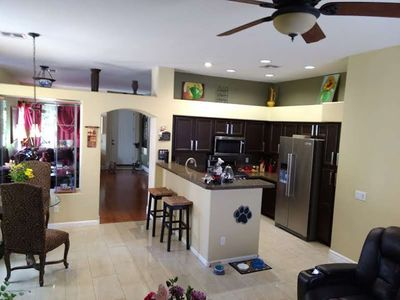 Photo for Amazing, updated home -golf community, private Pool