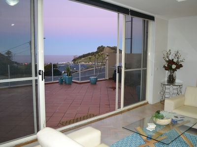 Photo for Terrigal Skillion View Beach Apartment