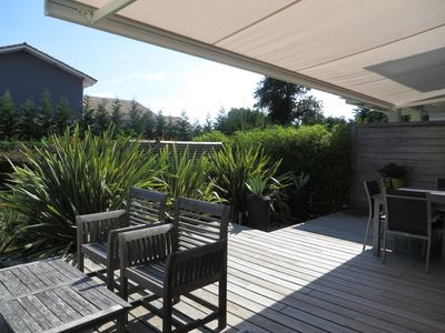 Photo for Cozy house for 6 pers. in Capbreton with garden and large terrace