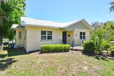 Lots of character - with creature comforts.  Downtown Eustis!