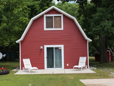 Photo for THE RED BARN - Walk to where it's Happening (*GoldenTownship Certified Rental*