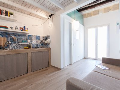 Photo for Home of the fisherman, studio in the historic center 200 meters from the beach