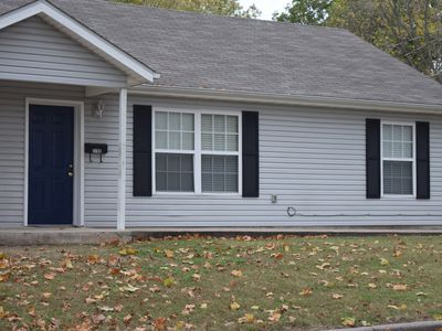 Photo for Cozy Joplin  Duplex close to MSSU, Rangeline, and Main St!