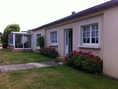 Photo for 3BR Cottage Vacation Rental in Saint-Vigor-Le-Grand, Normandie