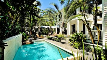 << RHAPSODY IN PARADISE @ BEACHSIDE >> Private Home & Pool + LAST KEY SERVICES