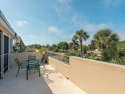 Photo for Walking distance from private beach Naples finest living...