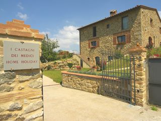 I Castagni Dei Medici Country House In Florence Hill 821434