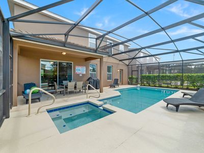 Photo for Luxury 5 Bed Pool Home @ Solterra - Large Game Room, Lazy River, and More!