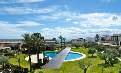 Photo for Casa 15 beautiful sea-views, twin pools & the beach at just 200m