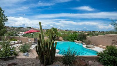 Photo for Fountain Hills Home With Heated Pool/Hot Tub and Amazing Views!