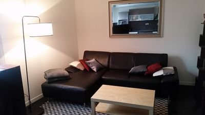 Photo for Entire apartment 50m2 equipped and functional - Part Dieu / Place Guichard Lyon ce
