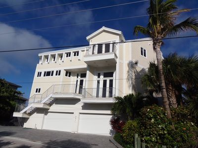 Photo for Luxury Hutchinson Island Vacation ~ Oceanfront w/Pool-Pier-Boat Lift