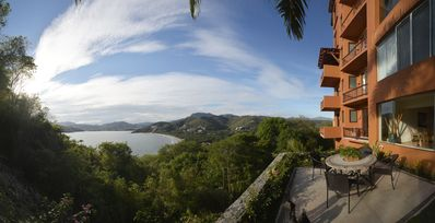 Photo for 3 Bdrm Waterfront Apartment Overlooking Playa La Ropa