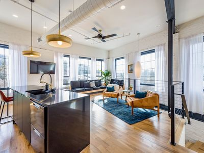 Photo for Wanderlust Lofts: The Opal, Downtown Urban Retreat