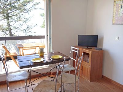Photo for Apartment 320 m from the center of Saint-Palais-sur-Mer with Parking, Internet, Terrace (139377)