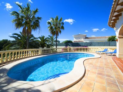 Photo for Vacation home Charme in Calpe/Calp - 7 persons, 3 bedrooms