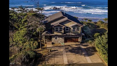 Photo for New Listing! Breathtaking Oceanfront Home. A luxury getaway.
