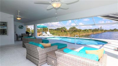 Photo for Amazing Florida Escape - Waterfront - Heated Pool - Boca Grande Beaches