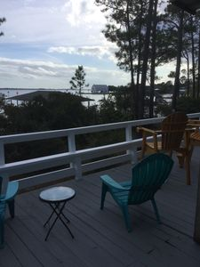 Osprey Guest Cottage in Perdido Beach: no crowds, traffic and condominiums!