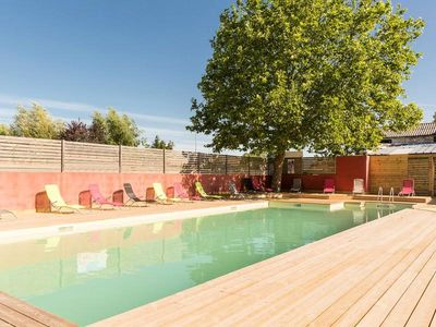 Photo for Naya Village La Guillotiere **** - Mobilhome for 8 People