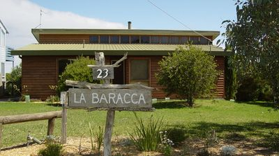 Photo for La Baracca - views across the ocean and coastline to Lorne.