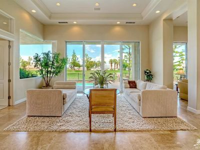 Photo for Luxury Pool Home in PGA West with designer kitchen, views and golf cart