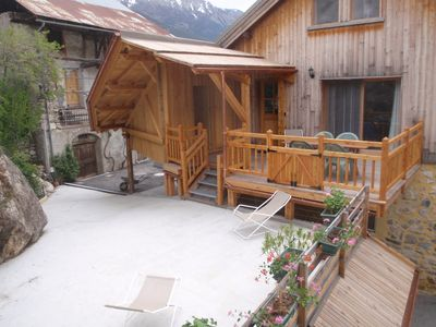 Photo for The Relax - Private duplex up to 5/6 people