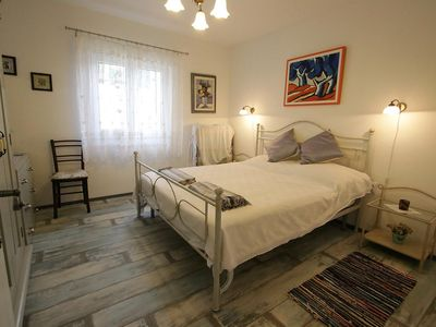 Photo for One bedroom apartment with terrace Vinjerac (Zadar)
