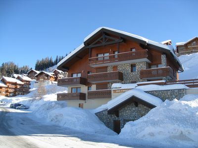 Photo for Superb Apartment  in Vallandry - 300m from  Ski Lift